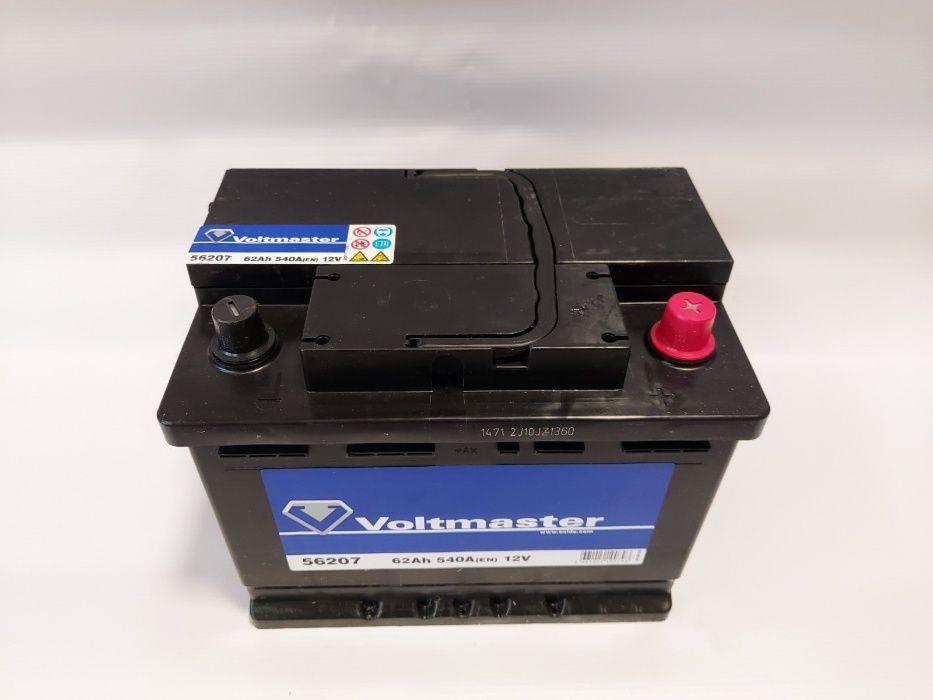 Akumulator Voltmaster 12V 62AH 540A Suwałki - image 1