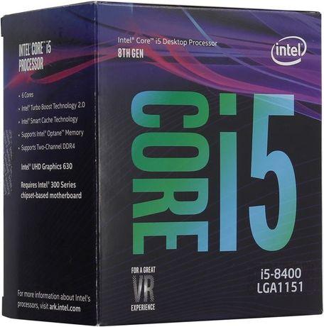 Процессор Intel Core i5-8400 2.8GHz/8GT/s/9MB
