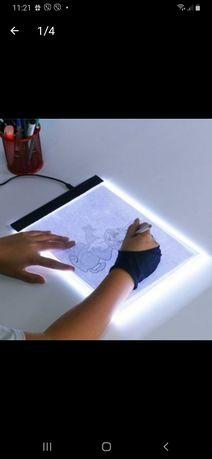 Световой планшет для рисованич