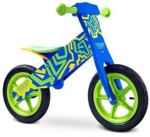 NOWY rowerek biegowy drewniany ZAP Toyz Caretero