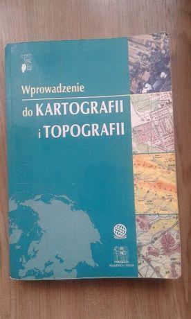 wprowadzenie do kartografii i topografii.
