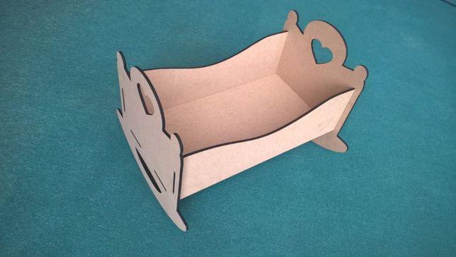 Кроватка детская для игрушек бэби борн Baby Born