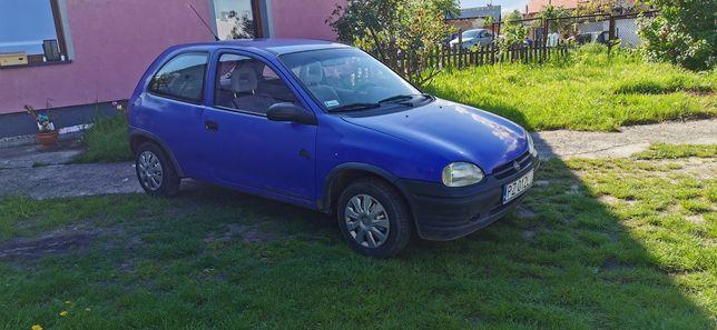 Opel Corsa B OC, przegląd na pół roku