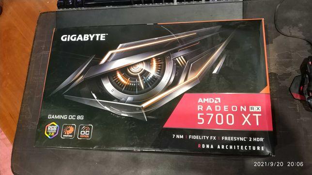 Gigabyte Radeon RX 5700 XT 8192Mb GAMING OC (Гарантия 2 года)