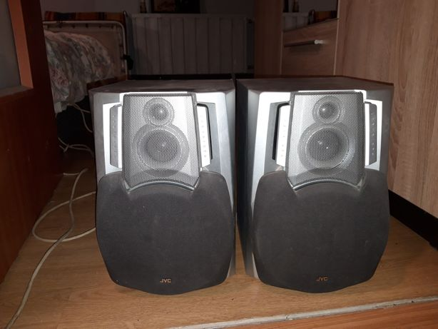 Kolumny głośnikowe JVC