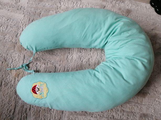Подушка для беременных, кормления, бумеранг, рогалик