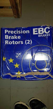 Discos EBC Travagem Brembo Subaru