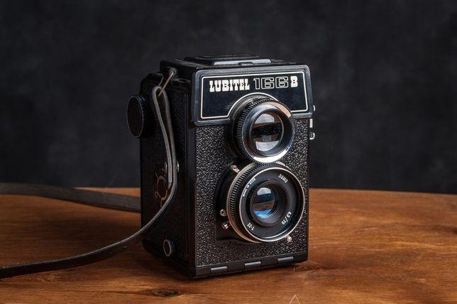 Фотоаппарат LUBITEL 166 B