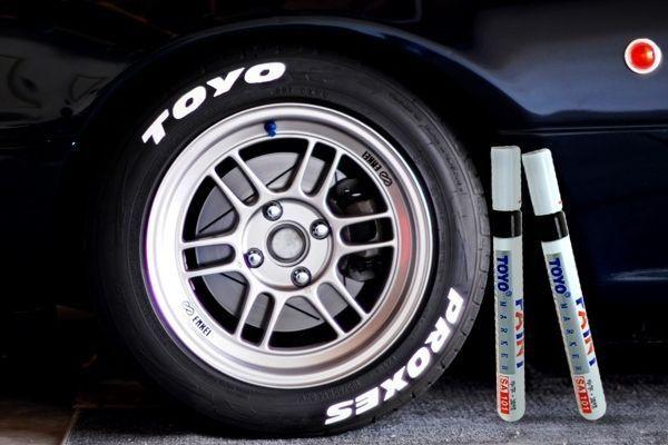 Маркеры для шин , карандаши для резины покрышек маркер для шин