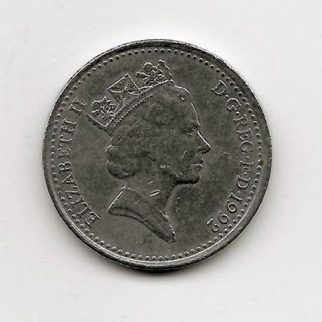 # moneta 10 Pence