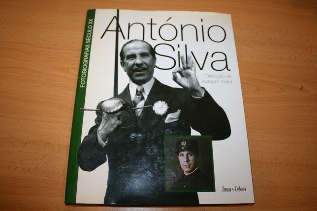 Livro - António Silva-Fotobiografia do séc- XX