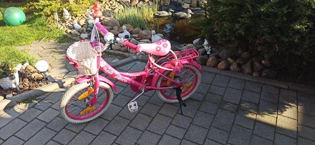 Rowerek dziewczecy