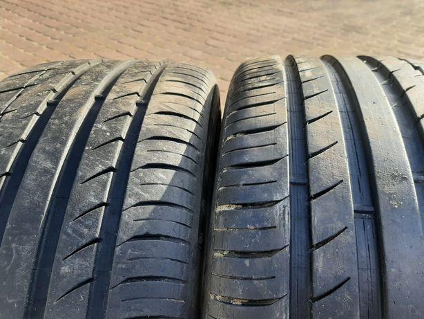 Cztery Opony 235/40 R18 Michelin Continental