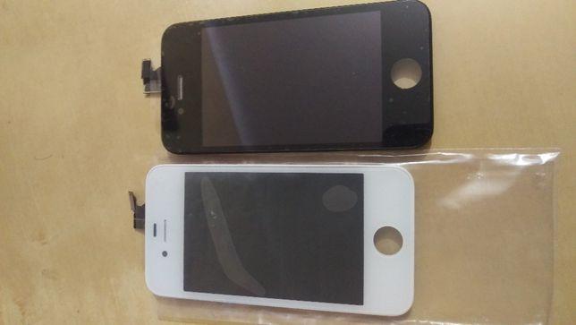 iphone 4 e 4s lcd vidro frente completo