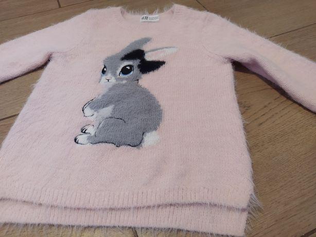 HM sweterek w rozmiarze 116