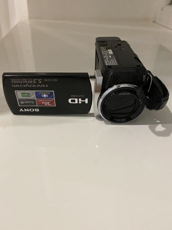 Видеокамера sony  hdr cx 190e