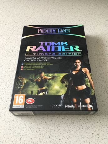 Tomb Rider gra na PC