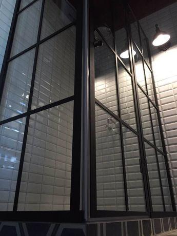 Безрамное остекление раздвижные системы стекло каленое 8-10мм