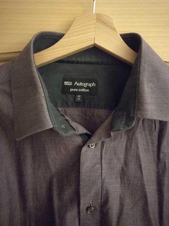 Markowe koszule męskie XL