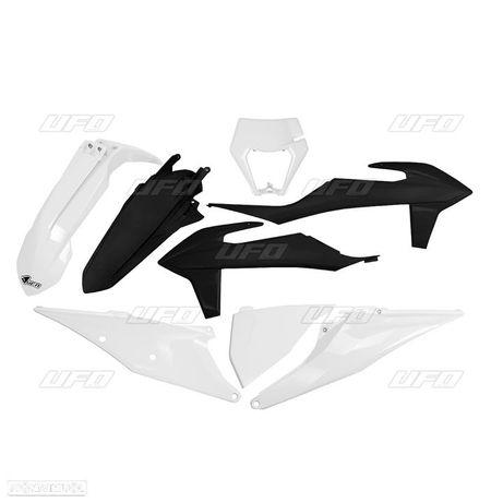 kit plasticos ufo ktm exc-f 250 / 350 / 450