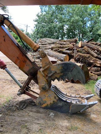 Tesoura para arrancar e cortar cepos madeira