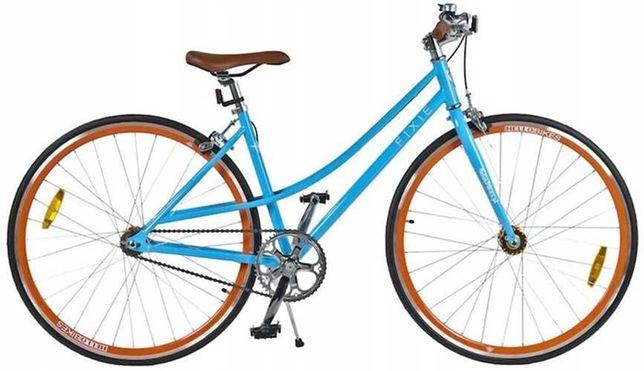Rower 28 Lady Fixie 700C Ostre Koło Damski Damka