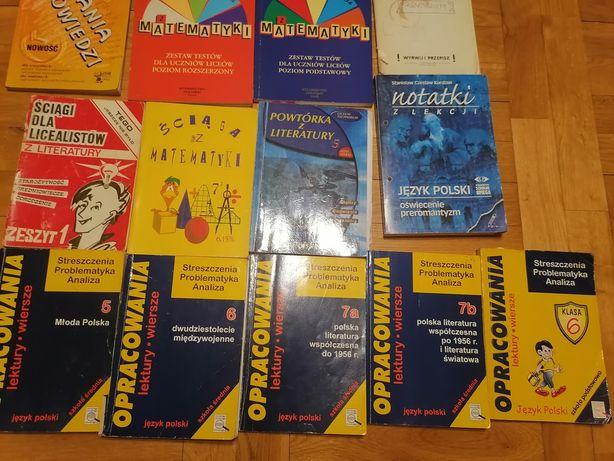 Książki, opracowania