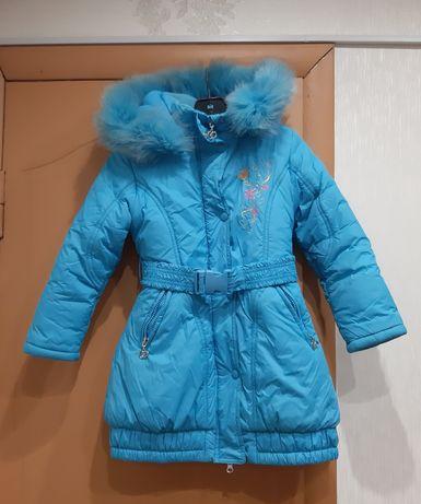 Зимнее пальто Кiko