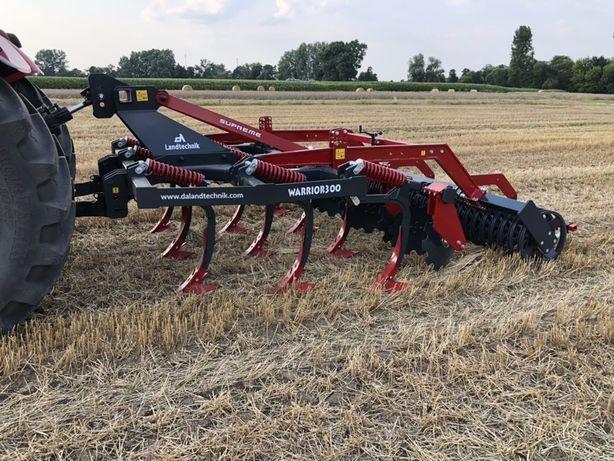 Kultywator gruber trzy belkowy firmy DA Landtechnik