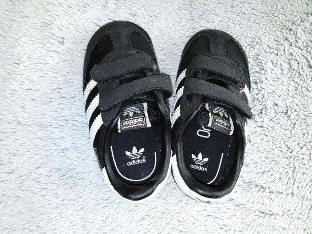 Buciki Adidas roz 22 wkładka 12.5