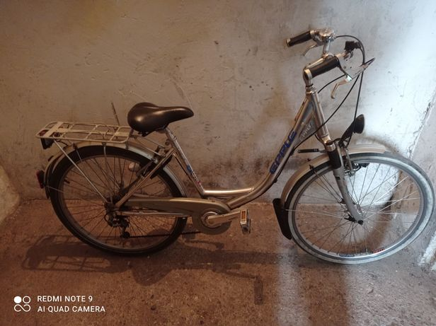 Rowery miejskie z niemiec