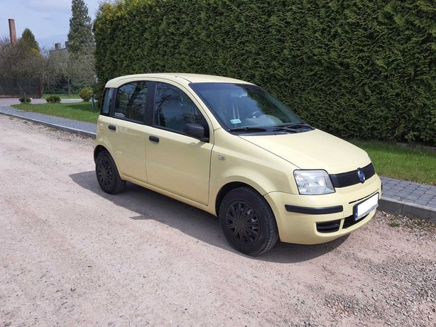 Fiat Panda II 1.1 LPG GAZ 2003r Salon PL 5cio Drzwiowy Ładny Sprawny