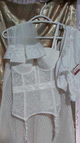 NYLON..camisa de noite vintage anos 60-70