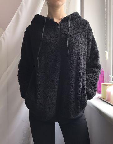 Puchowa miękka bluza