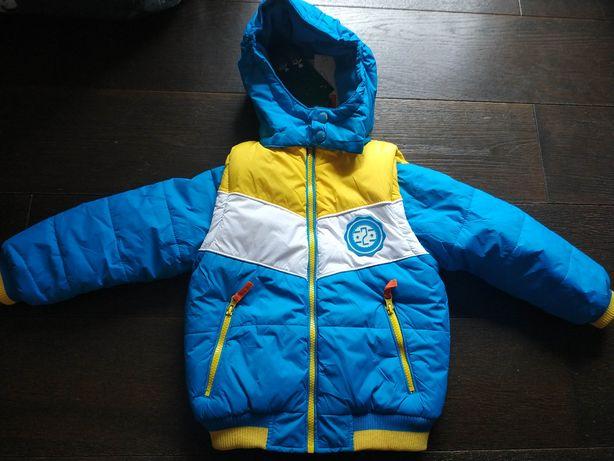 Nowa zimowa kurtka i kamizelka cool club 110 polar