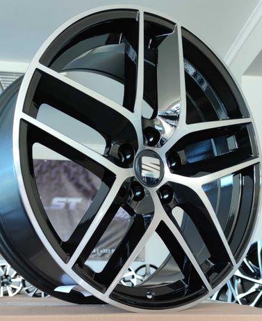 jantes 17 5X100 NOVAS Seat Ibiza Vw Polo Golf Audi A1 A3