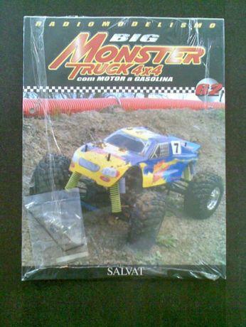 Modelismo - MONSTER TRUCK 4X4