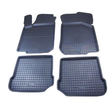 Коврики резиновые c бортом SKODA Octavia/VW Golf/VW Bora/VW Jetta/Seat