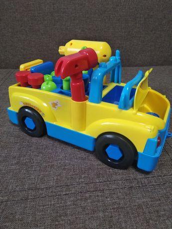Машинка-конструктор