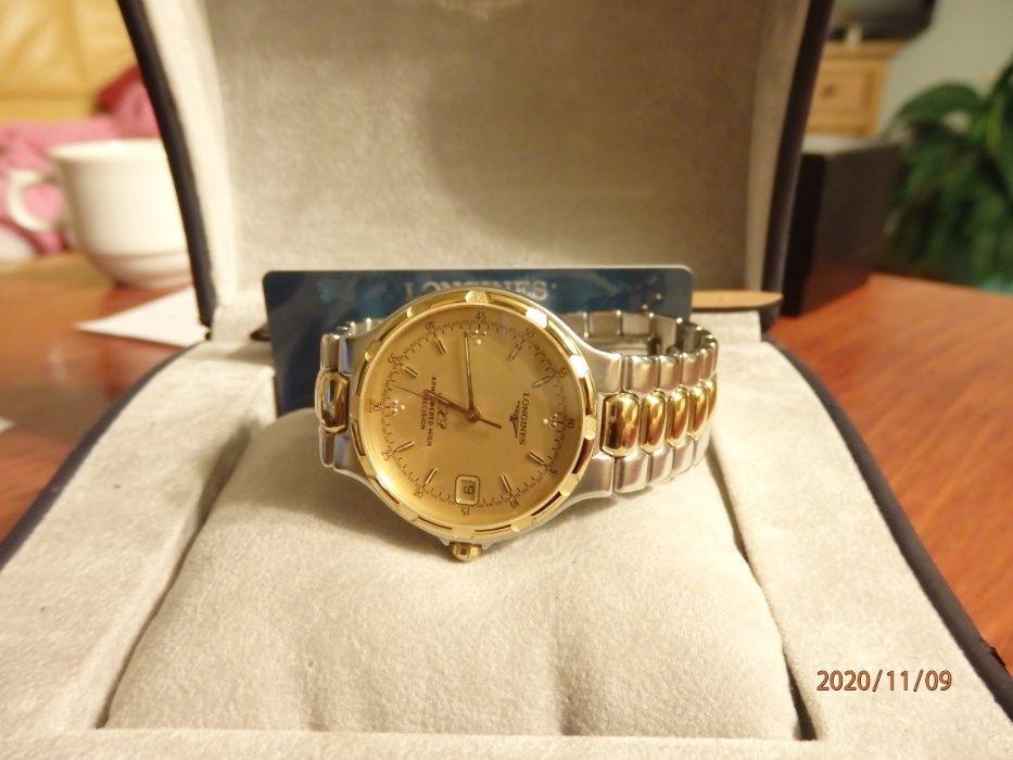 zegarek LONGINES CONQUEST 1.628.3 35.6 Kłobuck - image 1