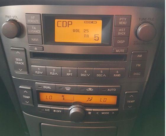 Toyota W58831 Рестайлинг Радио Cd Mp3 с AUX