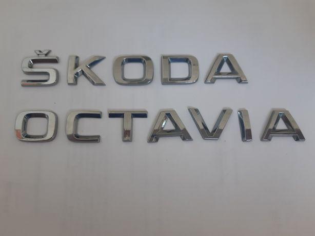 Emblemat Skoda Octavia III
