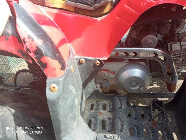 Quad 110 uszkodzony