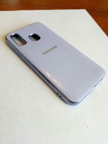 НОВИЙ, неймовірної краси чохол силіконовий Samsung A40