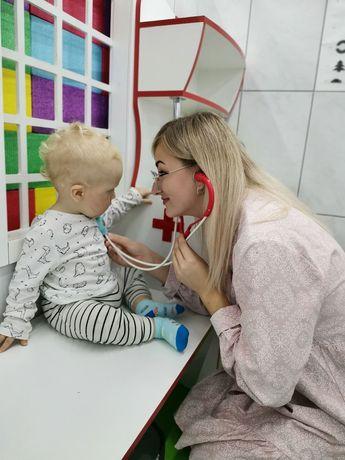 Детский профессиональный массаж. Медицинское образование