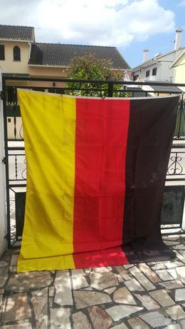 Bandeira Alemanha 2000x1800 mm, usada em bom estado