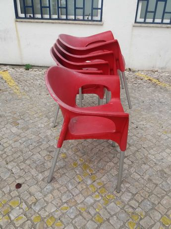 Cadeiras Esplanada SuperBock