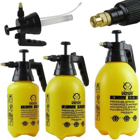 DEMON Opryskiwacz Ciśnieniowy Rozpylacz Ręczny 1L 2L 3L