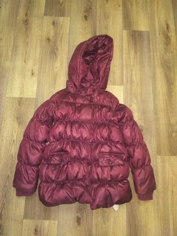 Зимняя курточка для девочки 122 Chicco
