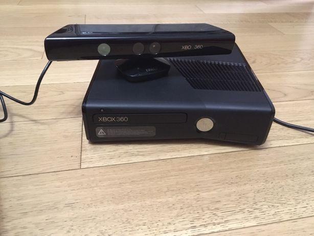 Xbox 360 konsola plus kinect